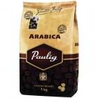 Кофе в зернах Paulig Арабика, 1кг