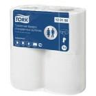Tork Advanced туалетная бумага в стандартных рулонах, система T4, 120158 (2-слойная, белая, 4 рулона в упаковке)