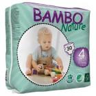 Bambo Nature Подгузник для детей Maxi 4 7-18 кг 30 шт. (310134)