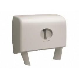 Двойной диспенсер Kimberly-Clark Aquarius* для туалетной бумаги (6947) - Мини Jumbo